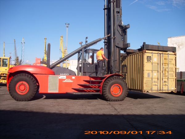 46 ton Forklift